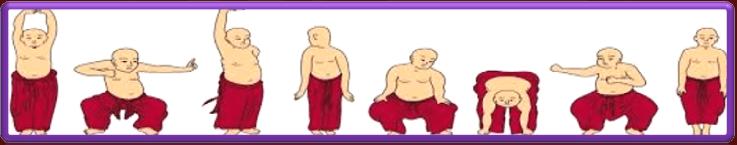 Ademhaling -Lichamelijke beweging -Meditatie -Visualisatie